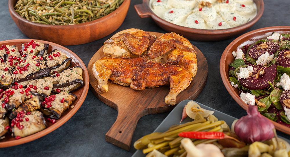 всего еда в грузии которую обязательно надо попробовать вот